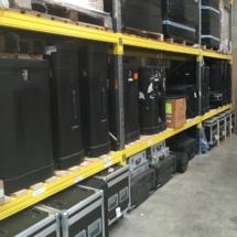 Clean & modern storage
