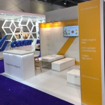 BEMATRIX Acuris Stand ICE 2019 London