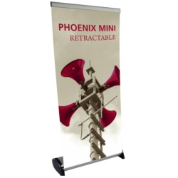 Tabletop Banner - wide range of sizes available