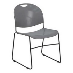 Standard Chair - Grey - $59