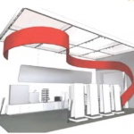 20 x 30 Virtual Booth Template Example