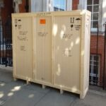 EBISS Art Shipping Crate