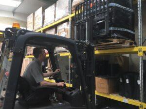 EBISS Inc Warehouse and storage